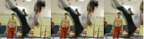 Watch Tico#s acrobatic capoeira clip